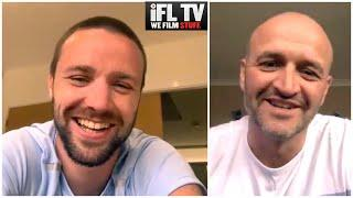 IF CRAWFORD WAS NEXT I'D TAKE IT IN A HEARTBEAT' - JOSH TAYLOR ON RAMIREZ & CATTERALL STEPPING ASIDE
