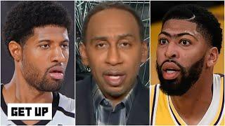 Stephen A. breaks down why the Clippers are the biggest threat to the Lakers in the West | Get Up