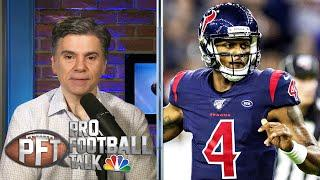 Texans' Deshaun Watson trying to motivate himself with Bears story | Pro Football Talk | NBC Sports