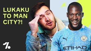 REACTING to all the latest transfer rumours!