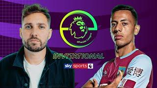 Josh Franceschi vs Dwight McNeil | Arsenal vs Burnley | EPL Invitational 2020