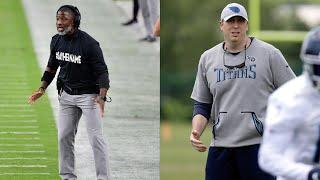 Breaking Down Aaron Glenn And Arthur Smith   New York Jets Head Coach Search Update