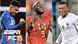 EURO 2020 IS SET: Are England, France, Belgium or Germany favorites? | ESPN FC Extra Time