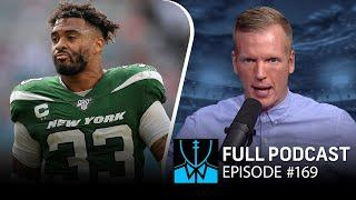 Jamal Adams traded & Top 10 WR reactions | Chris Simms Unbuttoned (Ep. 169 FULL)
