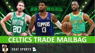 Celtics Trade Rumors On Gordon Hayward, Kemba Walker, Paul George & Andre Drummond | Mailbag