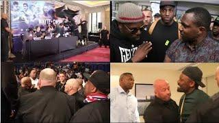 'YOU THREATENED MY F****** LIFE!' - DEREK CHISORA MOST VOLATILE & CRAZY MOMENTS (WHYTE, FURY, PULEV)