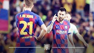 Why FC Barcelona players don't trust each other on the pitch   Oh My Goal