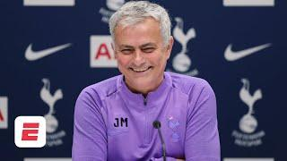 Jose Mourinho's MUST-SEE press conference moments from his first year at Tottenham | ESPN FC