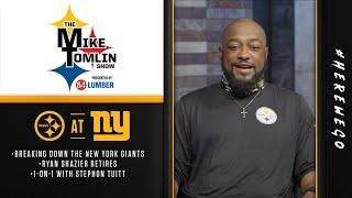 The Mike Tomlin Show: Week 1 vs the New York Giants