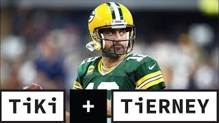 Aaron Rodgers' Future With The Packers Feels Shorter Than Expected | Tiki + Tierney