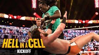 R-Truth vs. Drew Gulak – 24/7 Title Match: WWE Hell in a Cell Kickoff Show (WWE Network Exclusive)