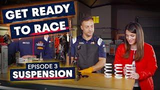 Servicing The Suspension On A Red Bull MotoGP Rookies Cup Race Bike  | Get Ready to Race #3
