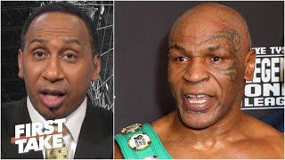 Stephen A. doesn't want to see Mike Tyson fight again | First Take