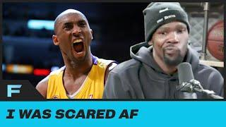 Kevin Durant Admits That He Was Scared Sh*tless Of Kobe Bryant In The Clutch
