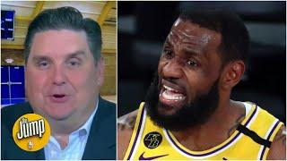 Game 4 wasn't even one of LeBron's top 20 biggest games - Brian Windhorst | The Jump