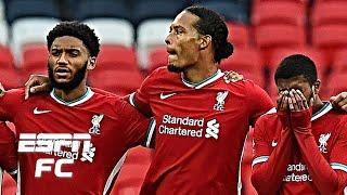 Is Liverpool's recent form be a cause for concern ahead of new Premier League season?   ESPN FC