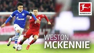 The Story of Weston McKennie - From American Football To The Bundesliga