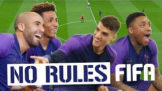 COMING SOON | NO RULES FIFA IS BACK! Lucas & Gedson v Bergwijn & Lamela