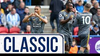 Foxes Sweep Terriers Aside | Huddersfield Town 1 Leicester City 4 | Classic Matches
