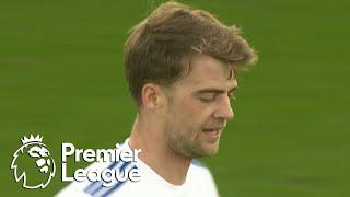 Patrick Bamford pulls one back for Leeds United against Crystal Palace | Premier League | NBC Sports