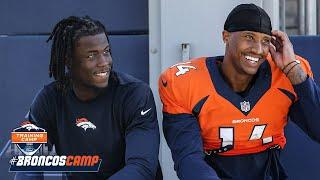 Get a live look at Day 16 of Broncos Camp with Steve Atwater & Steve Foley