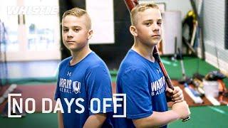 13-Year-Old Twin PRODIGIES Were Born To Play Baseball