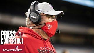 Bruce Arians on Facing Aaron Rodgers: 'You Can't Play Scared' | Press Conference