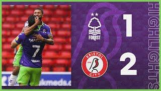 Four wins in a row for the Robins!  Highlights | Nottingham Forest 1-2 Bristol City