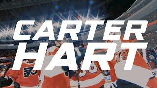 Next Gen Player of the Week is awarded to Carter Hart