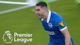 Neal Maupay seizes Brighton edge against West Ham | Premier League | NBC Sports