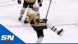 Best Evgeni Malkin Highlights With Sidney Crosby Out of The Lineup