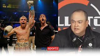 Could we see Logan and Jake Paul in MMA?   Scott Coker on the Paul's in Bellator