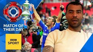 Ashley Cole on the real reason he wanted to leave Arsenal for Chelsea | MOTD