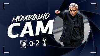 Passion on the touchline at Villa Park | MOURINHO CAM | Aston Villa 0-2 Spurs