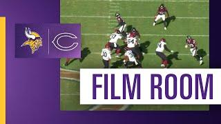 Film Room: How Mitchell Trubisky & Akiem Hicks Could Have a Major Impact Against Minnesota Vikings