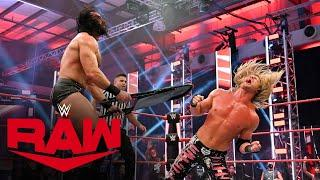 Drew McIntyre vs. Dolph Ziggler – Extreme Rules Match: Raw, July 27, 2020