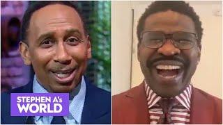 Stephen A. can't believe Michael Irvin thinks Cowboys will reach next Super Bowl | Stephen A's World