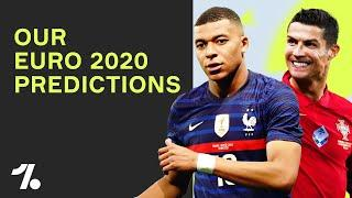 PREDICTING Euro 2020! WINNERS, LOSERS and MORE!
