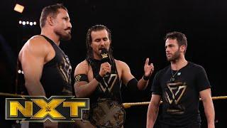 Adam Cole and The Undisputed ERA address Dexter Lumis: WWE NXT, June 10, 2020