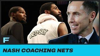NBA Players React To Steve Nash Getting Hired As Nets Head Coach Aside Kevin Durant & Kyrie Irvi