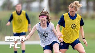 Rose Lavelle joining USWNT teammate Sam Mewis at Manchester City would be healthy - Foudy - ESPN FC