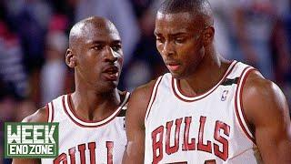 Michael Jordan DID NOT Let Horace Grant EAT After Bad Games & Nick Young Takes L Of The Week! | WEZ