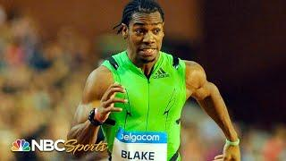 19.26! Yohan Blake runs the 2nd fastest 200m EVER in 2011 | NBC Sports