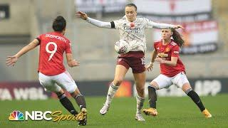 Women's Super League: Manchester United v. Arsenal | EXTENDED HIGHLIGHTS | NBC Sports
