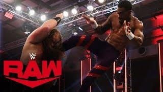 The Street Profits vs. The Viking Raiders: Raw, May 4, 2020
