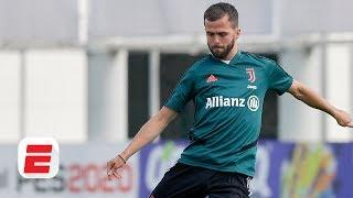 Barcelona want Miralem Pjanic from Juventus - can they make the numbers work?   Transfer Talk