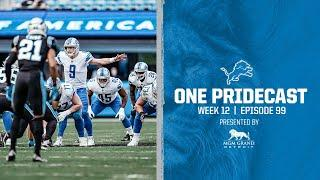 One Pridecast: Episode 99: Week 12 Thanksgiving