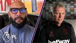 David Moyes molds West Ham into European contender | Inside the Mind with Tim Howard | NBC Sports