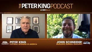 Seahawks GM John Schneider breaks down the Jamal Adams trade | Peter King Podcast | NBC Sports