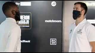 ADAM SMITH PRESENTS - JOSHUA BUATSI v MARKO CALIC (OFFICIAL & FULL) PRESS CONFERENCE / HEAD-TO-HEAD